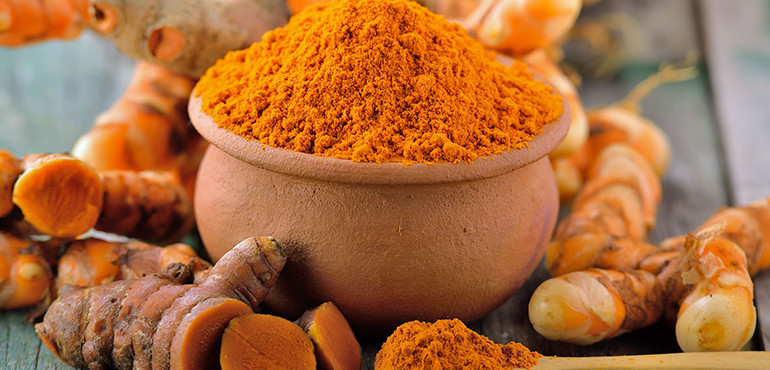 Dive into fall with Turmeric