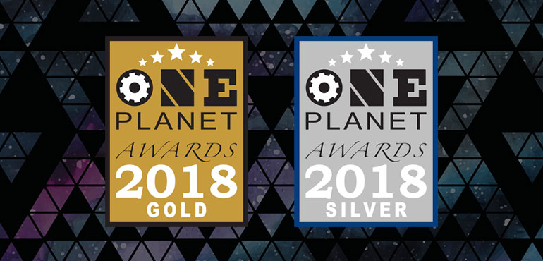 Makers Nutrition wins big in the 3rd Annual One Planet Best in Business and Professional Excellence Awards