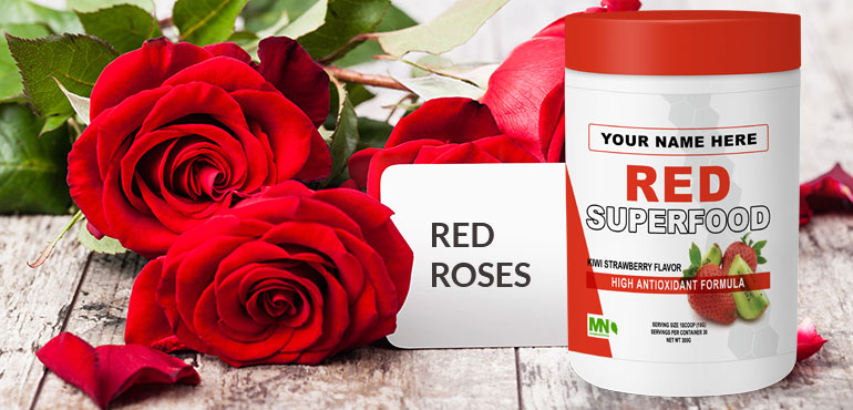 Red Roses, Red Superfood