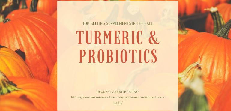 Top Selling Supplements in the Fall