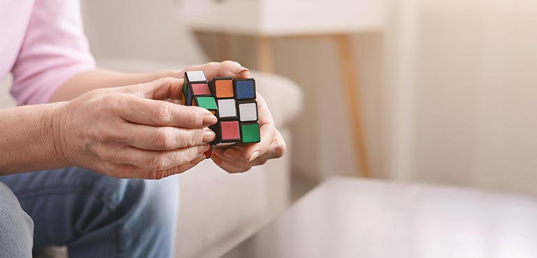 Nootropic Supplements for Rubik's Cube Solvers